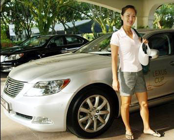photo of Grace Park Lexus - car